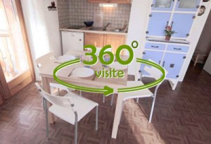 Location Le Revard – T1 N3 - Visite Virtuelle